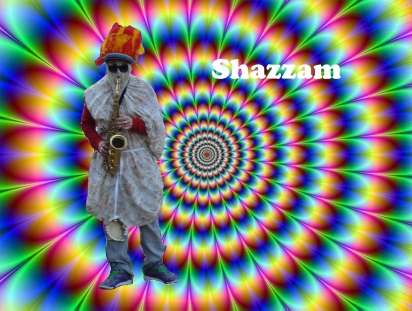 Hi Shazzam