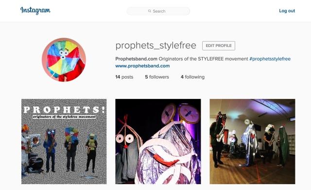 prophets instagram